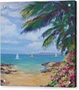 Hawaii Calling Acrylic Print