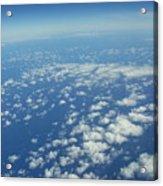 Hawai'i Clouds Acrylic Print