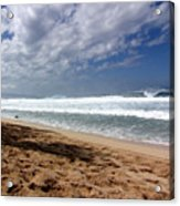 Hawaii Northshore Acrylic Print