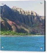 Hawaiian Acrylic Print
