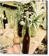 Hawaiian Feast  Acrylic Print