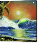 Hawaiian Moon #399 Acrylic Print
