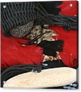Hawaiian Sling Stone Wailea Acrylic Print