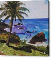 Hawaiian Splendor Acrylic Print