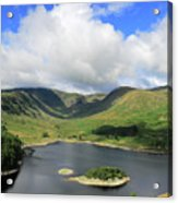 Haweswater Reservoir, Mardale Valley, Lake Dist Acrylic Print