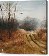 Hawks Nest Acrylic Print