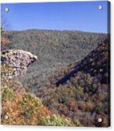 Hawksbill Crag Acrylic Print