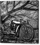 Hd Cafe Racer  Acrylic Print