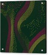Hds-color Rage Acrylic Print
