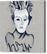 Head Trip Acrylic Print