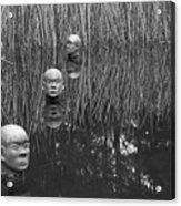 Heads Acrylic Print