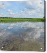 Headwaters Of The Mississippi Acrylic Print