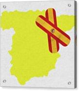 Heal Spain Acrylic Print