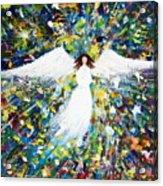 Healing Angel 1 Acrylic Print