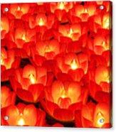 Healing Lights 2 Acrylic Print