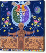 Healing - Nanatawihowin Acrylic Print
