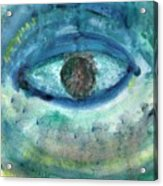 Healing Tears Acrylic Print