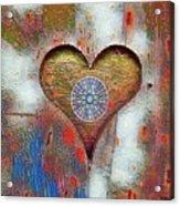 Healing The Heart Acrylic Print