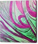 Healing Waves Acrylic Print