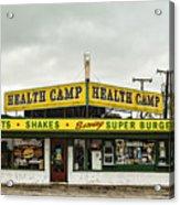 Health Camp Acrylic Print
