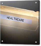 Healthcare Acrylic Print