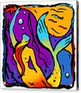 Hearing The Siren Call Acrylic Print