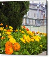 Hearst Gardens Acrylic Print
