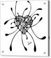 Heart 1 Acrylic Print