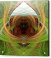 Heart 12 - Yang Acrylic Print