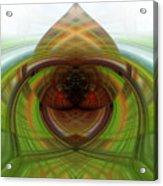 Heart 12 - Yin Acrylic Print