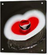 Heart Ache Acrylic Print