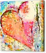 Heart Felt  Acrylic Print