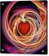 Heart Throb Acrylic Print