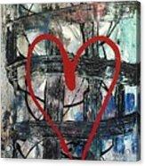 Heartbeat Acrylic Print
