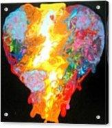 Heartbreaker Acrylic Print