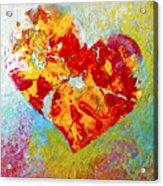 Heartfelt I Acrylic Print