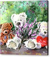 Heather For The Ones We Love Acrylic Print