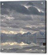 Heaven Meets Earth Acrylic Print