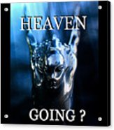 Heaven T Poster #1 Acrylic Print