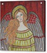 Heavenly Angel Acrylic Print