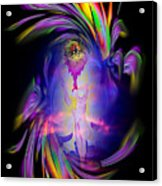 Heavenly Apparition Acrylic Print