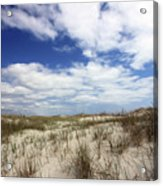Heavenly Dune Acrylic Print