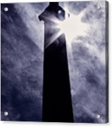 Heavenly Eclipse Acrylic Print