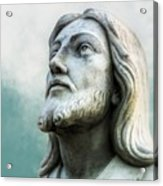 Heavenly Father, Jesus Christ Inspirational Acrylic Print
