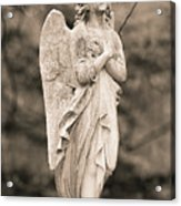 Heavenly Love Acrylic Print