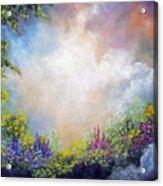 Heaven's Garden Acrylic Print