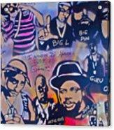 Heavens Ghetto Acrylic Print