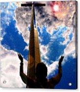 Heavens Prayers Acrylic Print