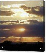 Heaven's Rays 2 Acrylic Print