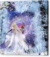Heavens Window Acrylic Print